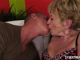 Malya - Lusty Grandmas