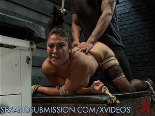 Asian Massage with a BDSM Happy Ending